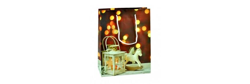 Darčekové papierové tašky