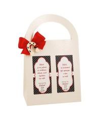 Darčeková taška Šťastie