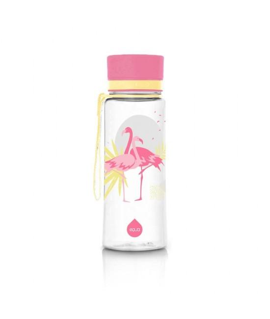 Fľaša EQUA Flamingo, 400 ml