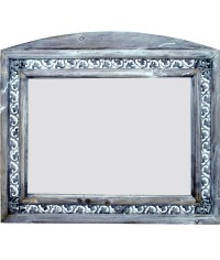 Zrkadlo drevené 36199