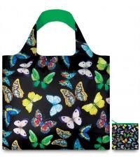 Nákupná taška LOQI Wild Butterflies