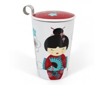 TEAEVE ® Little Geisha red