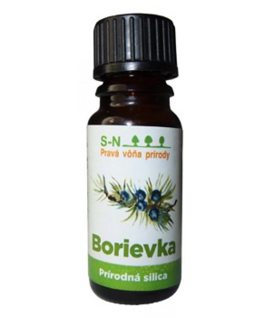 Borievka éterický olej