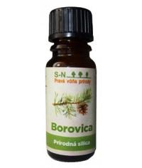 Borovica lesná éterický olej