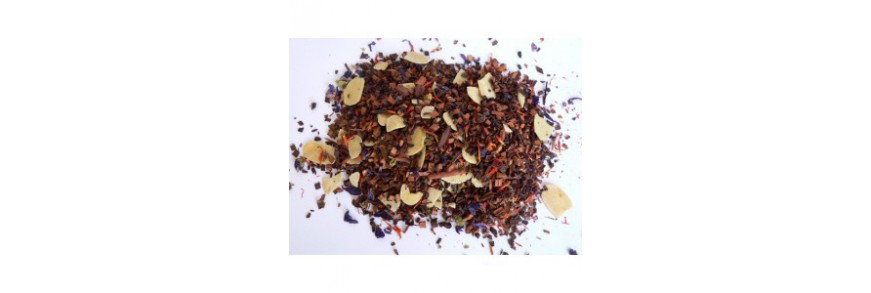Honeybush čaje