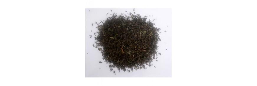 Čierne čaje