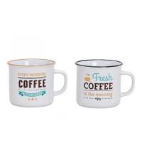 Coffee 9x8x7cm porcelán