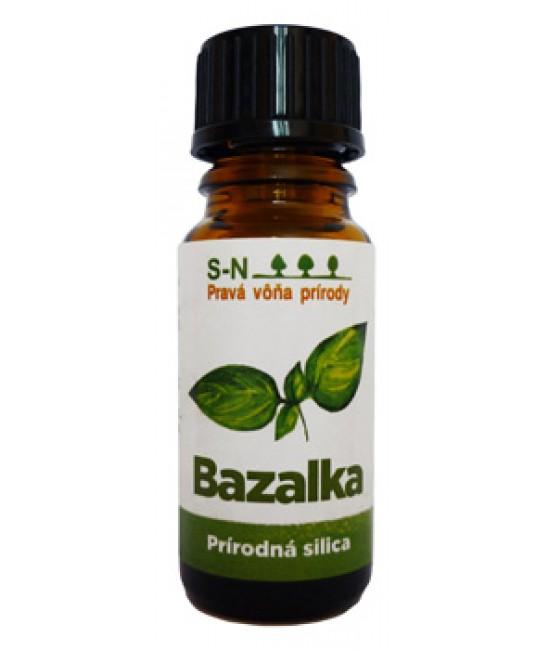 Bazalka (5 ml) éterický olej