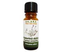 Materina dúška Thymus serpyllum éterický olej