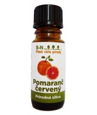 Pomaranč červený éterický olej