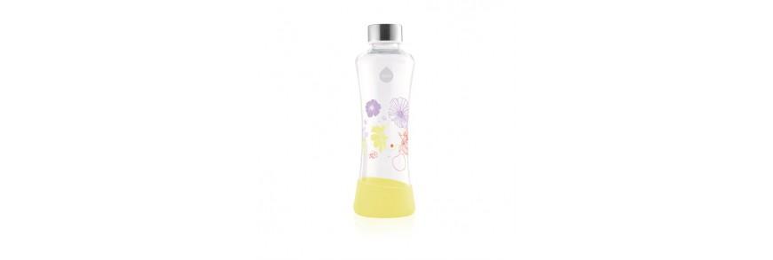 Fľaše EQUA Flowerhead
