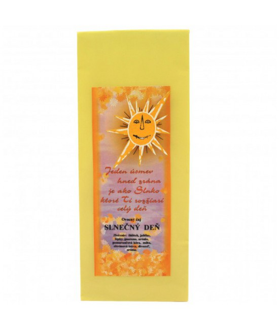 Čaj Ovocný Slnečný deň 50 g