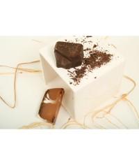 Ručne robené mydlo Čokoláda