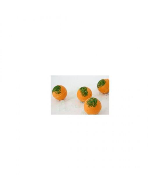 Bambucká krémová guľočka - Mango