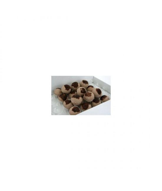 Bambucká krémová guľočka - Čokoláda