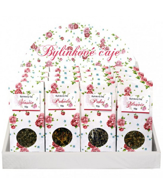 Čaj Ružička-Pohoda bylinkový 50 g