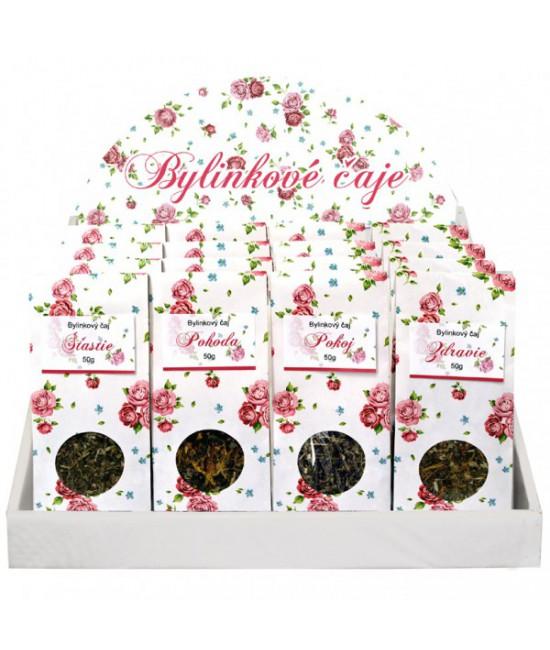 Čaj Ružička-Šťastie bylinkový 50 g
