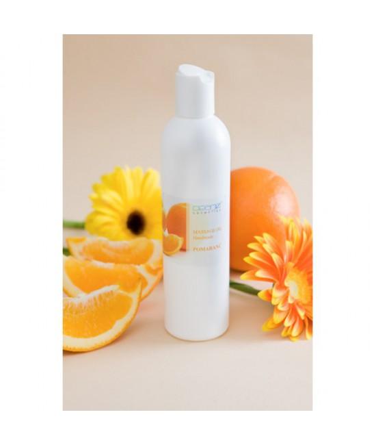 Masážny olej - Pomaranč