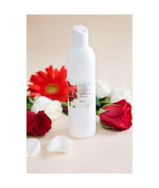Masážny olej - Ruža