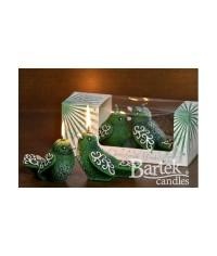 Vtáčiky sviečky (2 ks)