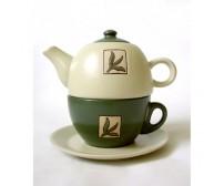 Čajová súprava pre 1 osobu Čajová hodinka