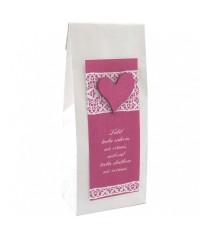 Čaj Srdiečko - Ovocný čaj Sladké srdce