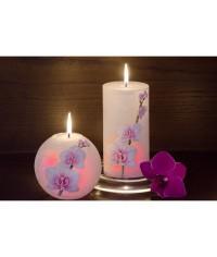 Dióda Orchidea valec 70/140 sviečka