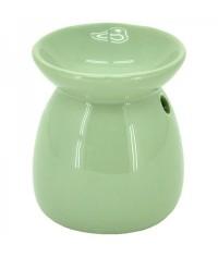 Aromalampa 1 farba - zelená,  dopredaj - 1 ks na sklade