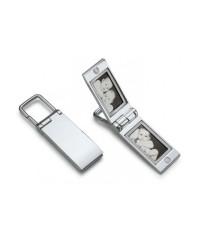 Double kľúčenka + foto 7cm