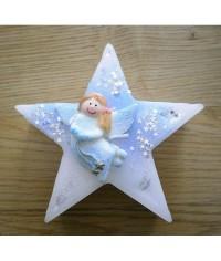 Hviezdička anjelik sviečka