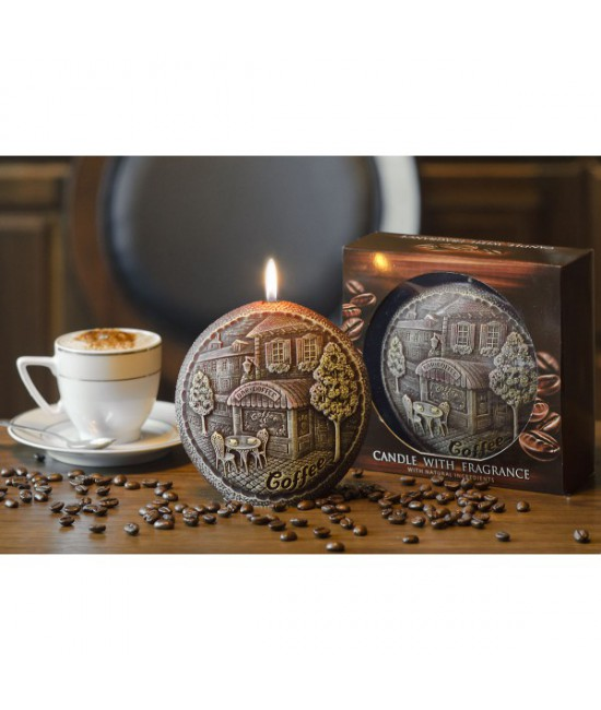 Disk 130 Káva sviečka