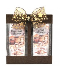 Darčekový balíček - Posedenie pri káve