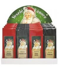 Čierny a zelený čaj Mikuláš Sviatočný 50 g
