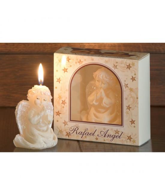 Anjel v krabičke sviečka