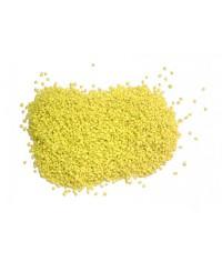 Piesok dekoračný - žltý
