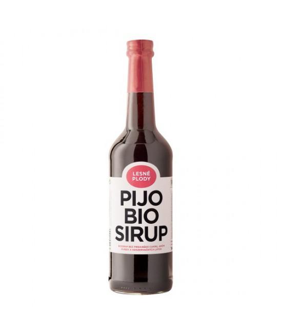 Bio sirup PIJO BIO - LESNÉ PLODY