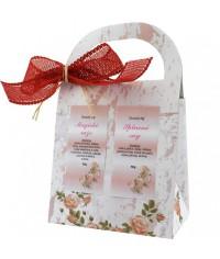 Darčeková taška - Magické ruže / Splnené sny