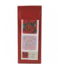 Darčekový čaj Náruč plnú ruží...