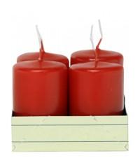Adventné sviečky 4/40/60 obyčajné (balíček 4 ks)