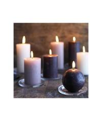 Podložka pod sviečku, kruh