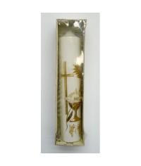 Omšová sviečka 700 gram s kalichom