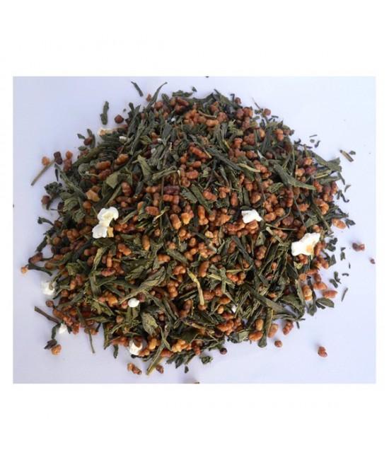 Zelený čaj Japan Genmaicha 50 g