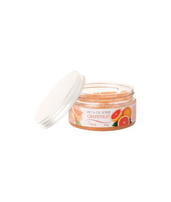 Olejový telový peeling Grapefruit