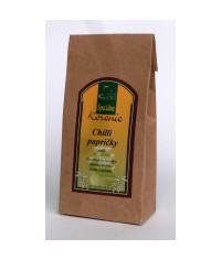 Korenie Chilli papričky celé 1-3 cm