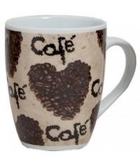 I love café hrnček na kávu porcelán 4 ks