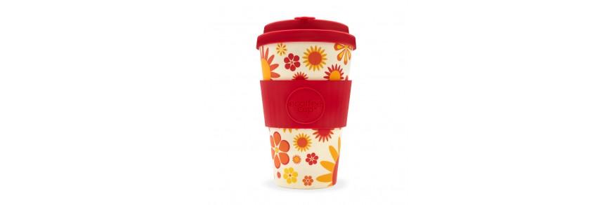 Bambusové poháre Ecoffee cup