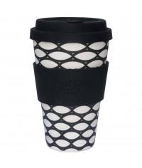 """""""Basketcase"""" bambusový pohár 400ml"""