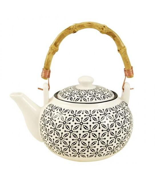 Čajník Japan 0,75l porcelán/2druhy