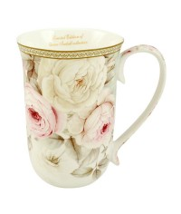 Hrnček White Rose 0,4l porcelán