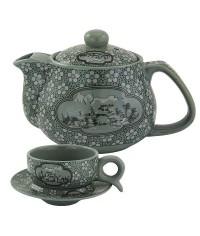 Ičiko porcelá čajová súprava
